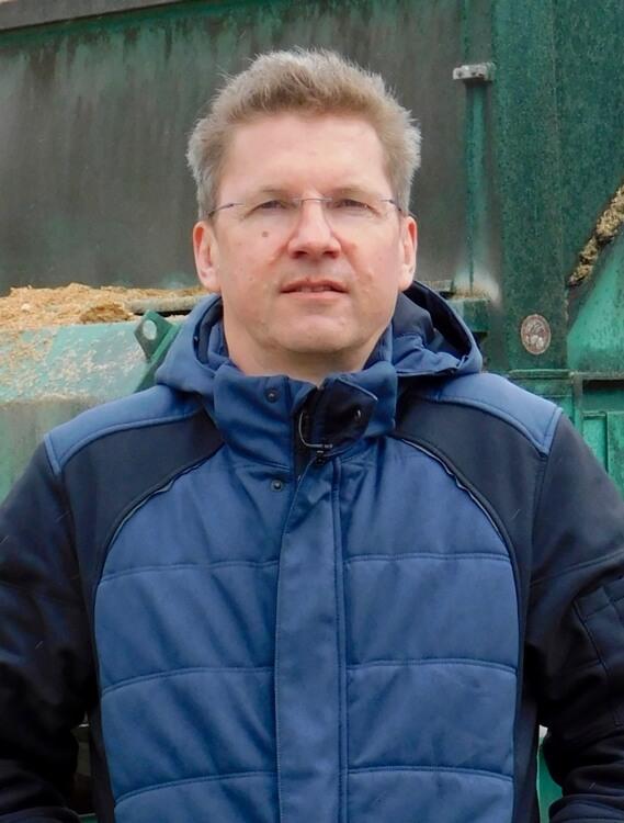 Jan Koslitz ist Geschäftsführer der LWG Eichstädt.
