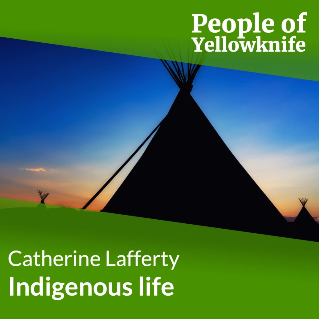 Episode Cover of the first episode about indigenous life